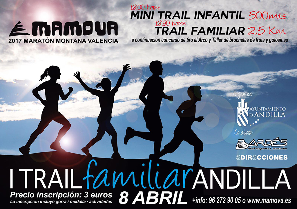 Cartel Trail Infantil.web