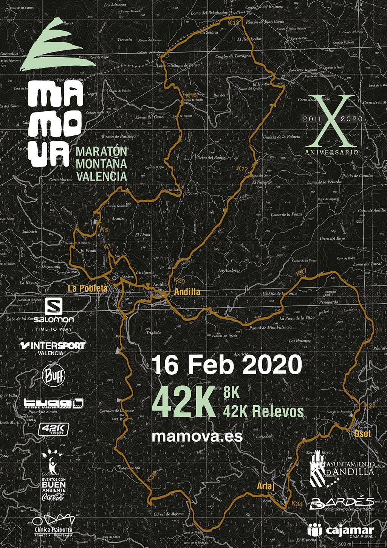 Cartel Mamova 2020